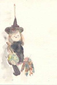 幼稚園の魔女